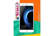 """Фирменная оригинальная защитная пленка для телефона  Huawei Honor 8 (FRD-AL00) 5.2"""" глянцевая"""
