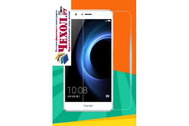 "Фирменная оригинальная защитная пленка для телефона  Huawei Honor Note 8/EDI-AL10 6.6"" глянцевая"