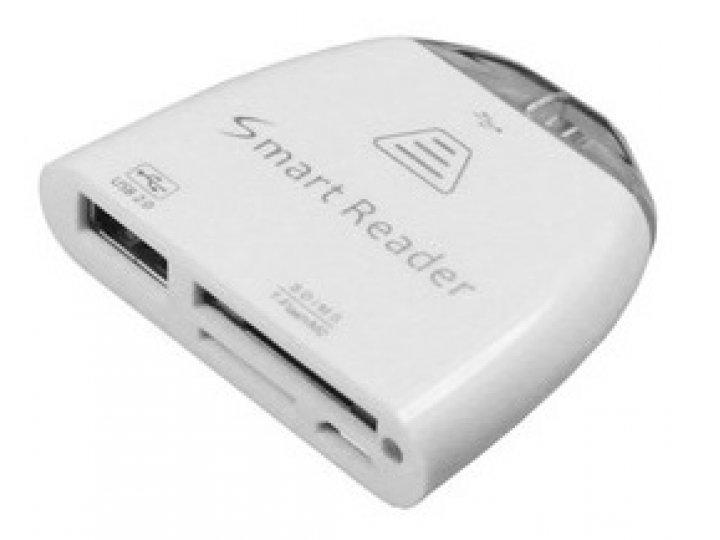 USB-переходник + карт-ридер для Huawei Honor Tablet 8.0..