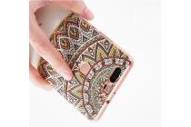 """Фирменная роскошная задняя панель-чехол-накладка из мягкого силикона с объемным  3D изображением для Huawei Honor V8 Dual Sim 4G 5.7"""" с безумно красивым рисунком  """"Тематика Эклектические узоры"""""""