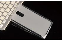 """Фирменная ультра-тонкая полимерная из мягкого качественного силикона задняя панель-чехол-накладка для Huawei Mate 9 Pro 5.5"""" (LON-L29) белая"""
