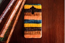 """Фирменная неповторимая экзотическая панель-крышка обтянутая кожей крокодила с фактурным тиснением для Huawei Mate 9 тематика """"Африканский Коктейль"""". Только в нашем магазине. Количество ограничено."""
