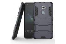 """Противоударный усиленный ударопрочный фирменный чехол-бампер-пенал для Huawei Mate S (5.5"""")  черный"""