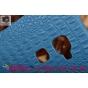 Элитная задняя панель-крышка премиум-класса из тончайшего и прочного пластика обтянутого кожей крокодила для H..