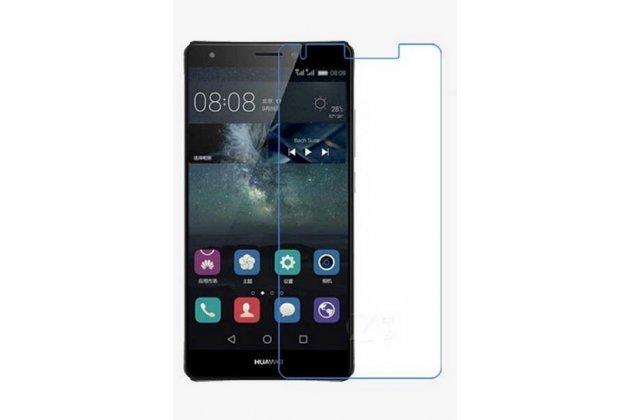 "Фирменная оригинальная защитная пленка для телефона  Huawei Mate S 5.5"" глянцевая"