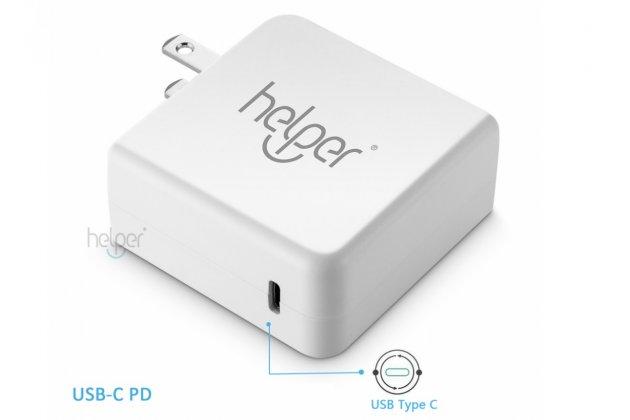 """Фирменное зарядное устройство от сети для Huawei Matebook 12"""" (HZ-W09) + гарантия"""