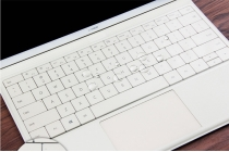 """Фирменная ультра-тонкая силиконовая накладка на клавиатуру для Huawei Matebook 12"""" (HZ-W09)"""