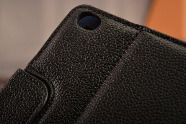 Фирменный чехол со съёмной Bluetooth-клавиатурой для Huawei MediaPad M2 8.0 LTE (M2-801W M2-803L) черный кожаный + гарантия