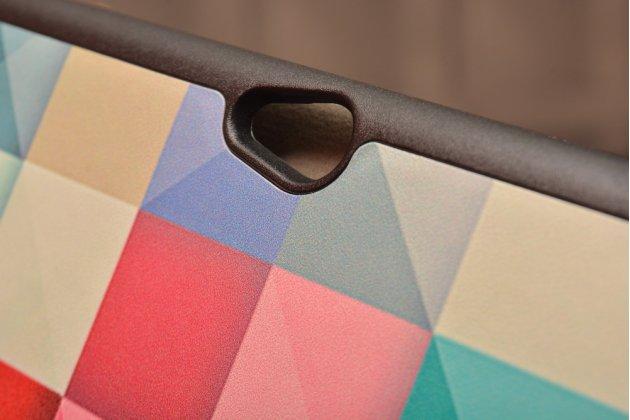 Фирменный необычный чехол для Huawei MediaPad M2 10.0 M2-A01W/L 10.1 тематика яркая Мозаика
