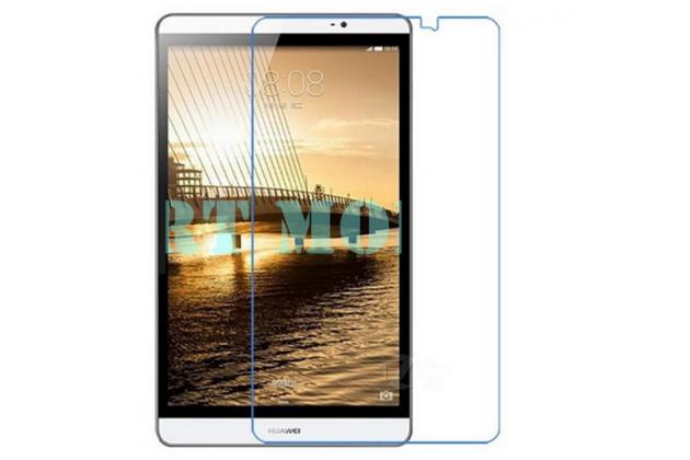 Фирменная оригинальная защитная пленка для планшета Huawei MediaPad M2 8.0 LTE (M2-801W M2-803L) глянцевая