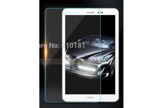 """Фирменное защитное закалённое противоударное стекло премиум-класса из качественного японского материала с олеофобным покрытием для Huawei Mediapad T1 10 9.6"""""""