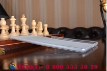Фирменная ультра-тонкая полимерная из мягкого качественного силикона задняя панель-чехол-накладка для Huawei MediaPad T2 10.0 Pro/ T2 10.0 Pro LTE (FDR-A01w\A03L) белая