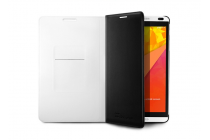 Фирменный оригинальный подлинный чехол с логотипом для Huawei Mediapad M1 8.0/ M1 8.0 LTE (S8-301W/U S8-303L) черный