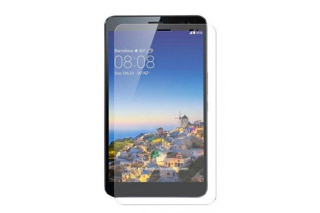 Фирменная оригинальная защитная пленка для планшета Huawei MediaPad M1 8.0 матовая