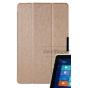 Фирменный умный чехол-книжка самый тонкий в мире для Huawei Mediapad M1 8.0