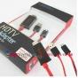 Micro HDMI кабель MHL Huawei Mediapad M1 для телевизора..