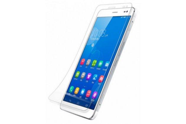 Фирменная оригинальная защитная пленка для планшета Huawei Mediapad X1/ X2 7.0 дюймов глянцевая