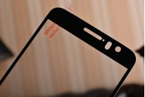 Фирменное защитное закалённое противоударное стекло премиум-класса из качественного японского материала с олеофобным покрытием для телефона Huawei Nova Plus