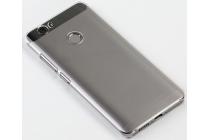 Фирменная ультра-тонкая пластиковая задняя панель-чехол-накладка для Huawei Nova прозрачная