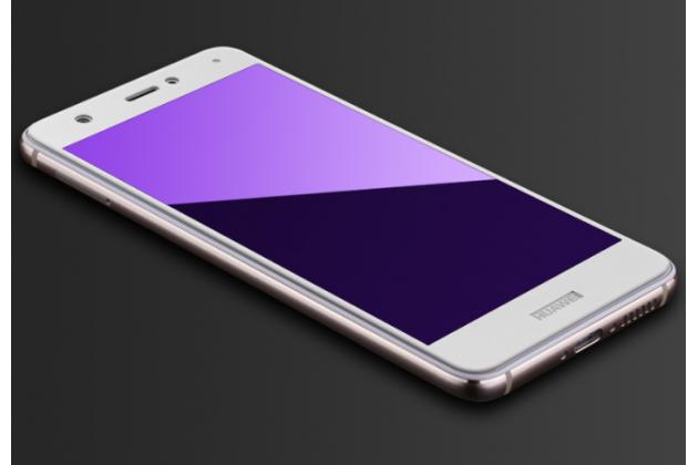 Фирменное 3D защитное стекло с олеофобным покрытием для Huawei Nova