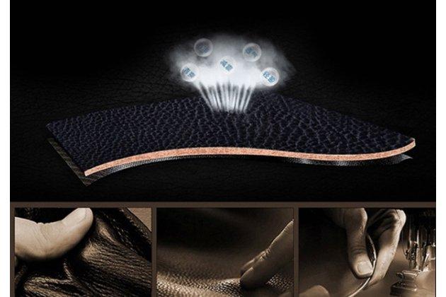 """Фирменный роскошный эксклюзивный чехол с фактурной прошивкой рельефа кожи крокодила и визитницей черный для Huawei P9 Lite / G9 / Dual Sim LTE (VNS-L21 / VNS-TL00/DL00) 5.2"""" . Только в нашем магазине. Количество ограничено"""