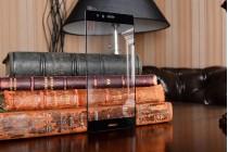 """Фирменное 3D защитное изогнутое стекло с закругленным изогнутым краем которое полностью закрывает экран / дисплей по краям с олеофобным покрытием для Huawei P9 + Plus (VIE-AL10 ) 5.5"""""""