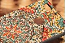 """Фирменная роскошная задняя панель-чехол-накладка из металла с объемным  3D изображением для Huawei P9 + Plus (VIE-AL10 ) 5.5"""" с безумно красивым рисунком  """"Тематика Эклектические узоры"""""""