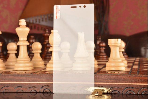Фирменное защитное закалённое противоударное стекло премиум-класса из качественного японского материала с олеофобным покрытием для телефона Huawei P9 Plus