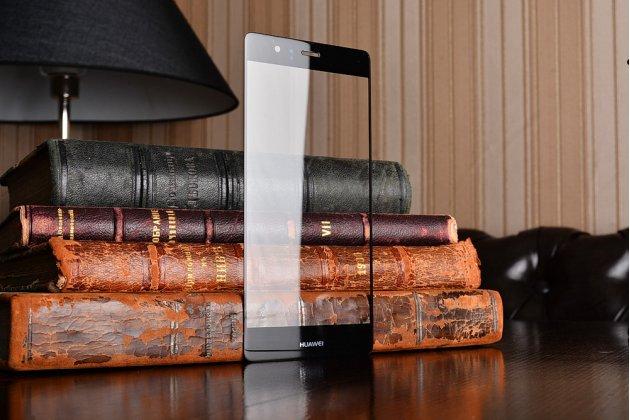 Фирменное сенсорное стекло-тачскрин на Huawei P9 Lite / G9 / Dual Sim LTE (VNS-L21 / VNS-TL00/DL00) 5.2 черный и инструменты для вскрытия + гарантия