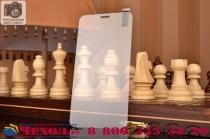 Фирменное защитное закалённое противоударное стекло премиум-класса из качественного японского материала с олеофобным покрытием для телефона Huawei G8 mini / Huawei Enjoy 5S