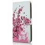 Фирменный уникальный необычный чехол-книжка с визитницей кармашком для Huawei G8 mini / Huawei Enjoy 5S