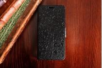 """Фирменный уникальный необычный чехол-книжка для Huawei Y5 2 (II) LTE / Huawei Honor 5A 5.0""""( LYO-L21) """"тематика Pretty Girl"""" чёрный"""