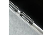 """Фирменная задняя панель-крышка-накладка из тончайшего и прочного пластика для Huawei Y5 2 (II) LTE / Huawei Honor 5A 5.0""""( LYO-L21) прозрачная"""