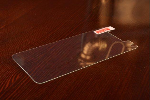 Фирменное защитное закалённое противоударное стекло премиум-класса из качественного японского материала с олеофобным покрытием для телефона Huawei Y5 2 (II)/ Y5 2(II) LTE