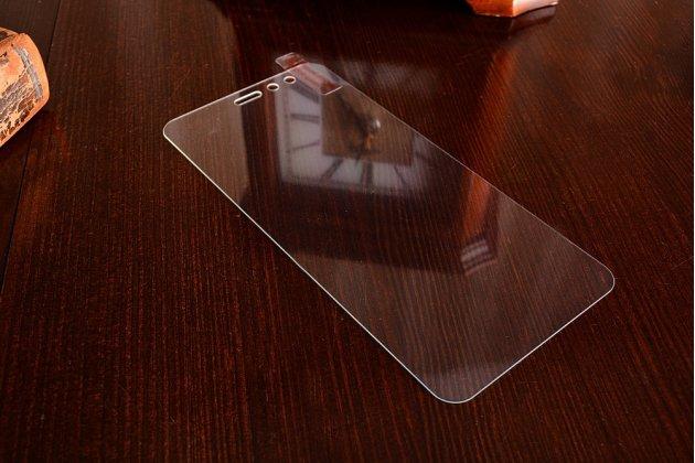 Фирменное защитное закалённое противоударное стекло премиум-класса из качественного японского материала с олеофобным покрытием для телефона Huawei P10 Lite/Nova Lite