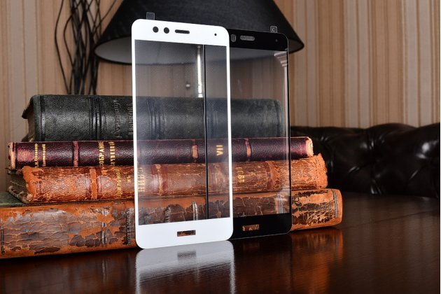 Фирменное 3D защитное стекло  с олеофобным покрытием для Huawei P10 Lite/Nova Lite