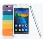 Фирменная необычная из легчайшего и тончайшего пластика задняя панель-чехол-накладка для Huawei Ascend G7