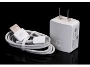 Фирменное оригинальное зарядное устройство от сети для телефона Huawei Ascend G7 + гарантия..