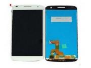 Фирменный LCD-ЖК-сенсорный дисплей-экран-стекло с тачскрином на телефон Huawei Ascend G7 белый + гарантия..