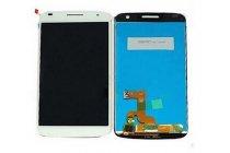 Фирменный LCD-ЖК-сенсорный дисплей-экран-стекло с тачскрином на телефон Huawei Ascend G7 белый + гарантия