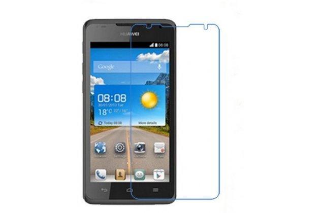Фирменная оригинальная защитная пленка для телефона Huawei Ascend Y530 глянцевая