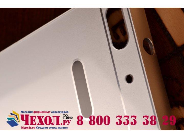 Фирменная металлическая задняя панель-крышка-накладка из тончайшего облегченного авиационного алюминия для Hua..