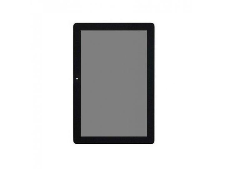 Фирменный LCD-ЖК-сенсорный дисплей-экран-стекло с тачскрином на планшет Huawei Mediapad 10 FHD/10 FHD LTE (s10..