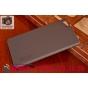 Фирменная задняя панель-крышка-накладка из тончайшего и прочного пластика для Huawei P8 Lite черная..