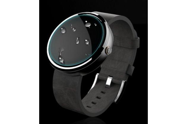 Фирменная оригинальная защитная пленка для умных-смарт часов Huawei Watch глянцевая