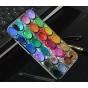 Фирменная необычная уникальная пластиковая задняя панель-чехол-накладка для Huawei Ascend G630