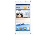 Фирменная оригинальная защитная пленка для телефона Huawei Ascend G630 Dual Sim глянцевая..