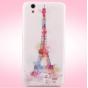 Фирменная роскошная задняя панель-чехол-накладка с расписным узором для Huawei Ascend G630 тематика