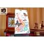 Фирменный уникальный необычный чехол-книжка для Huawei Ascend P7/P7 Dual Sim L00/L10