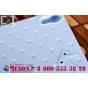 Фирменная необычная уникальная полимерная мягкая задняя панель-чехол-накладка для Huawei Ascend P7 / P7 Dual S..